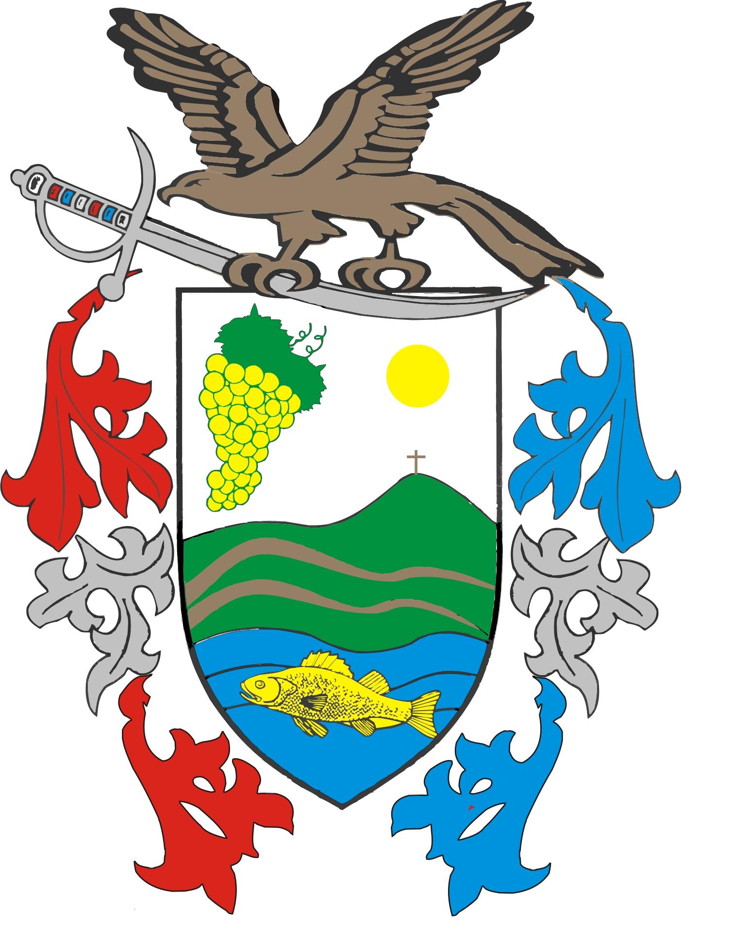 Kétbodony címer szinezve(1)